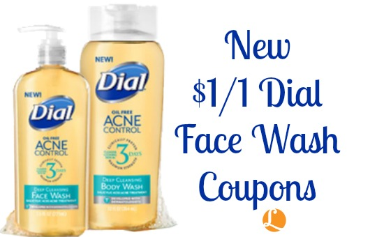 Acne coupons