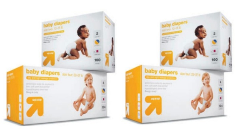 Up and up diaper coupons