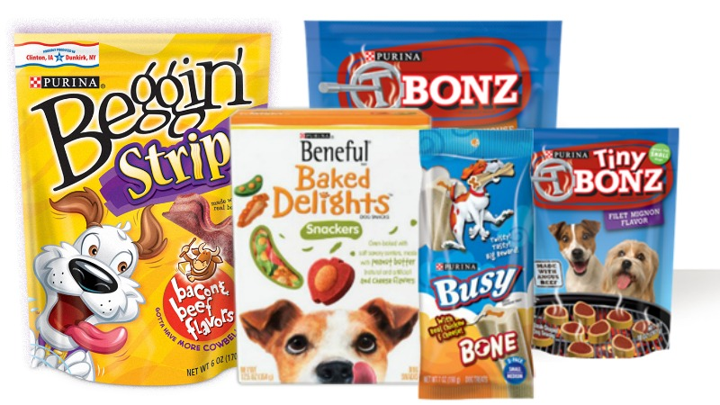 Coupons for purina dog treats