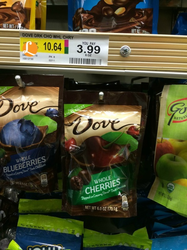 dove fruit ShopRite