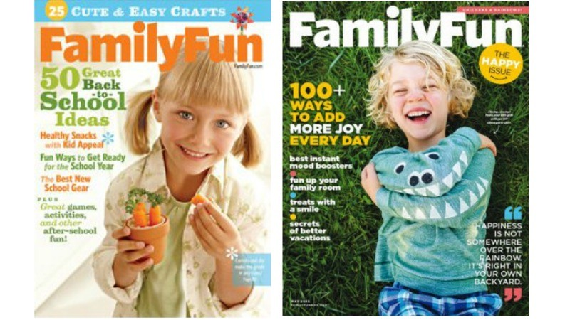 Magazine Family Living Family Fun Magazine – Free 1