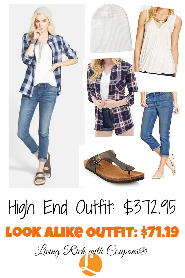 Living Rich On Lessliving Rich On Less: Fashionably Frugal Look For Less
