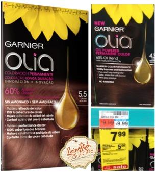 Garnier Olia Hair Color CVS Deal