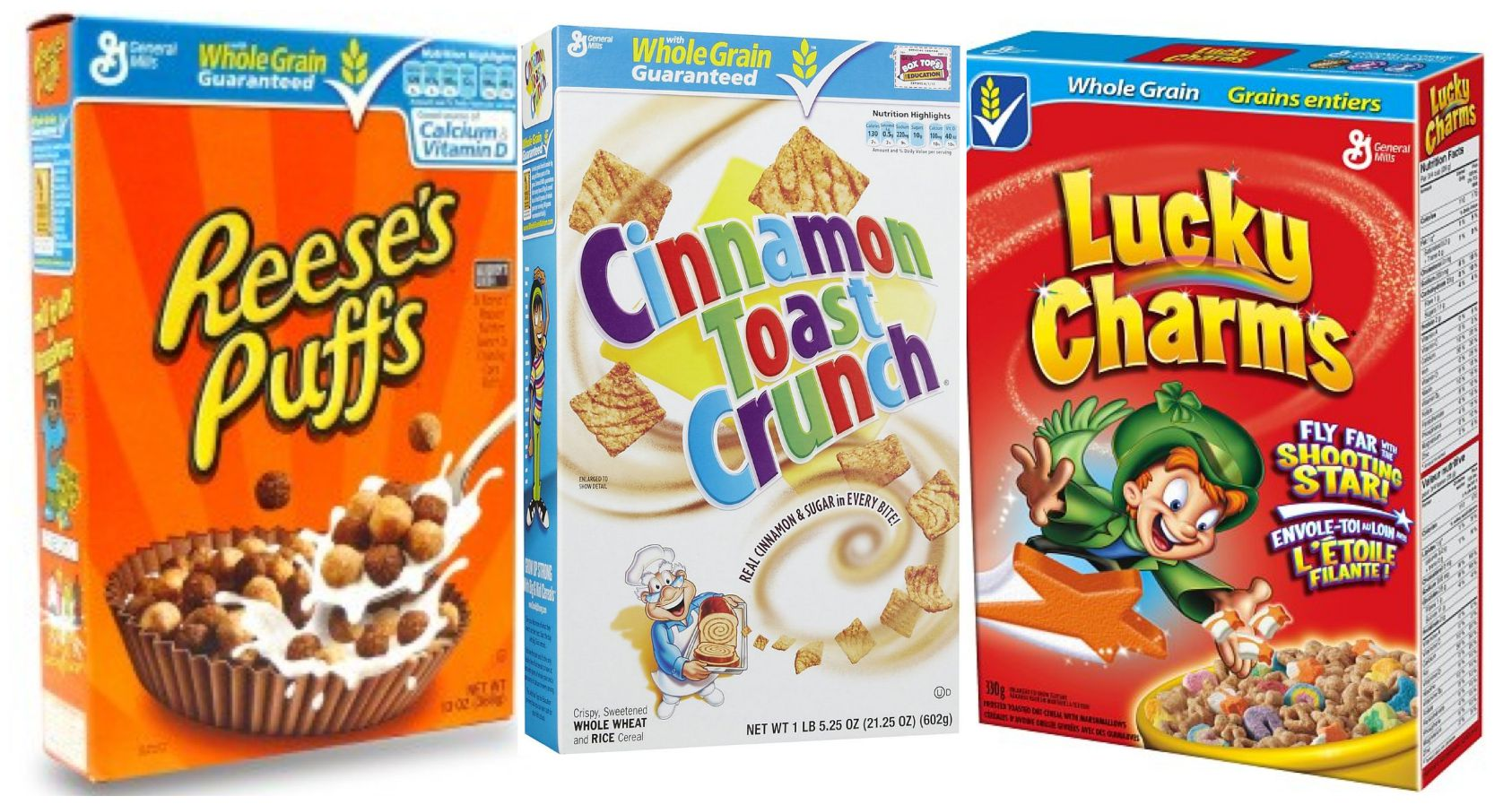 New General Mills Cereal Coupon July 2015 2017 2018
