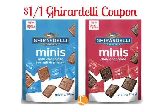 Ghirardelli coupons