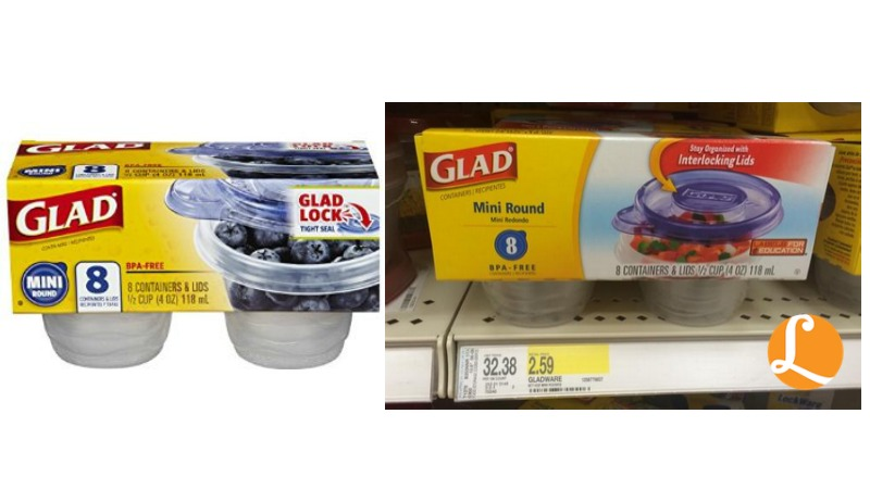 Gladware containers coupons