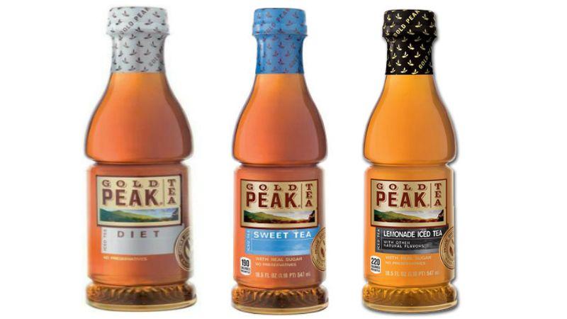 Home Brewed Taste In Every Sip | Gold Peak® Beverages