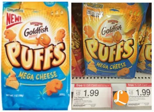 Goldfish puffs coupon 2018
