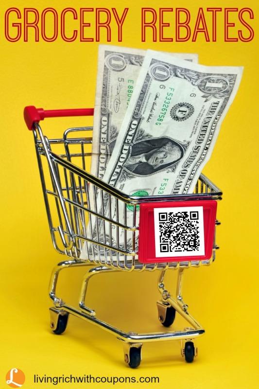 grocery rebates