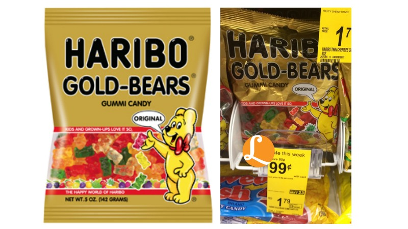 haribo promotion