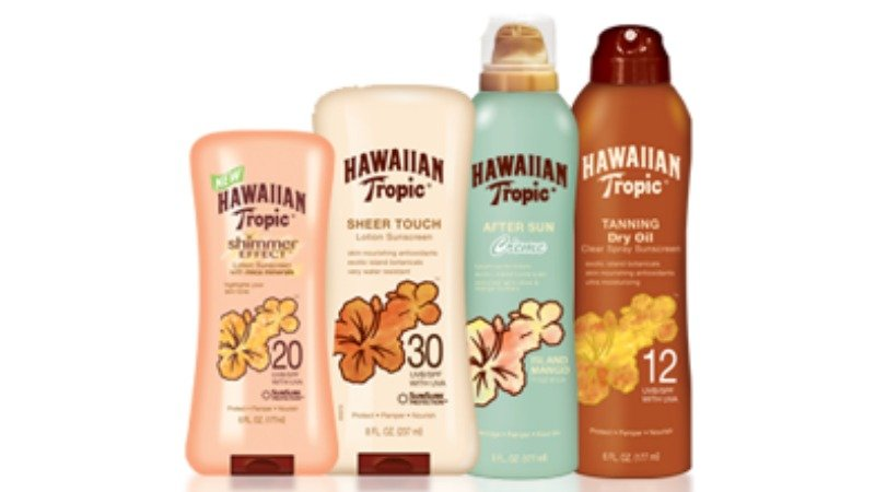 Coupons hawaiian tropic