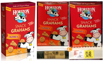 horizon snacks Walmart publix