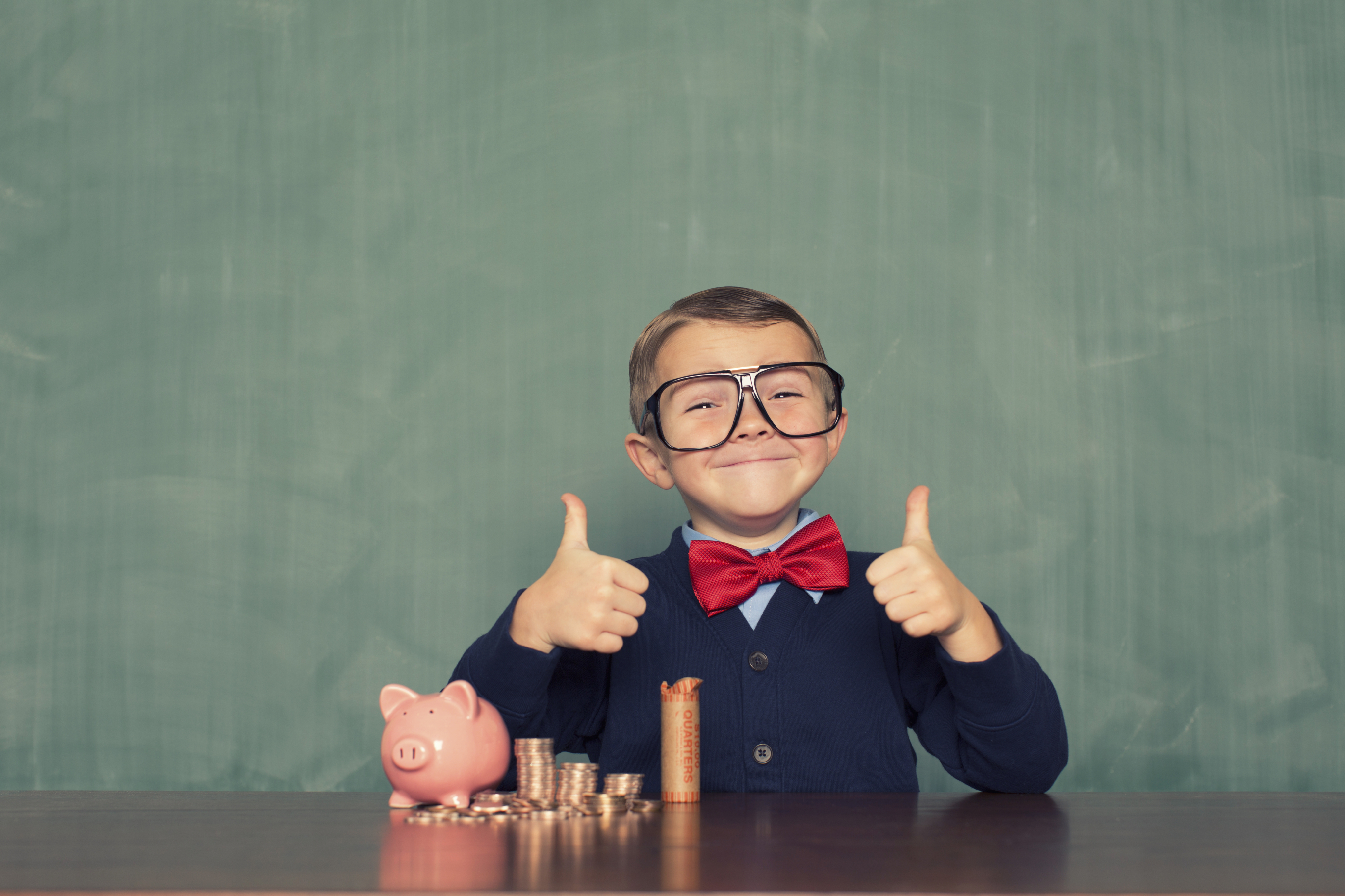 financial education for your kids