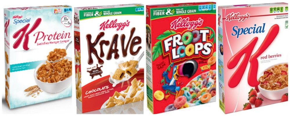 cereals kelloggs segmentation approach When we talk about breakfast a name related to cereals kellogg's undertakes a much more consistent and repetitive approach.