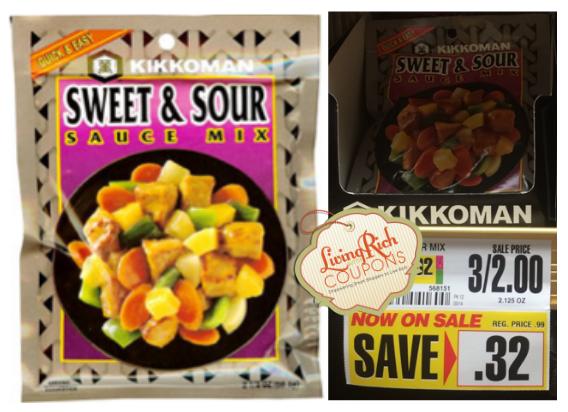 Kikkoman ShopRite Deal