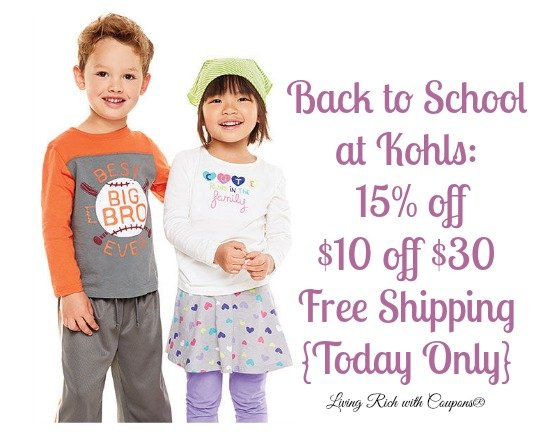 Kohls Deals Today - Kohls Sale Up to 70 Off Best Deals Today