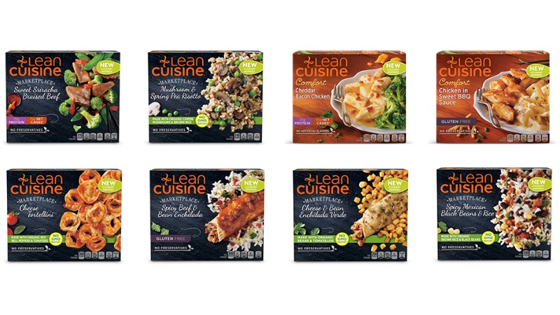 image regarding Lean Cuisine Coupons Printable identified as Lean Delicacies Coupon codes - Conserve $8Dwelling Abundant With Coupons®
