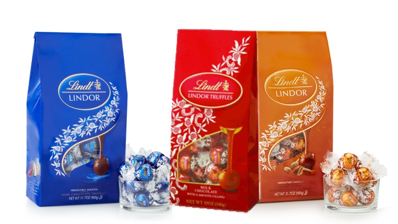 Lindt chocolate coupons