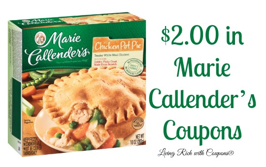 marie callenders coupon 2 new marie callenders coupons save 2 living rich with coupons