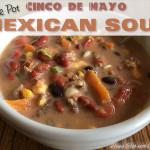 Crock Pot Mexican Soup