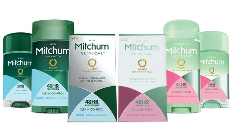 picture regarding Mitchum Printable Coupon referred to as Mitchum Coupon - 2 Fresh Mitchum Deodorant Coupon codes - Conserve $4