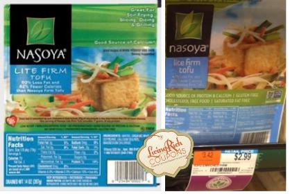Nasoya Tofu Whole Foods Deal