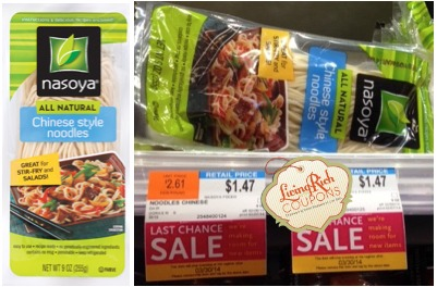 Nasoya Noodles Whole Foods Deal