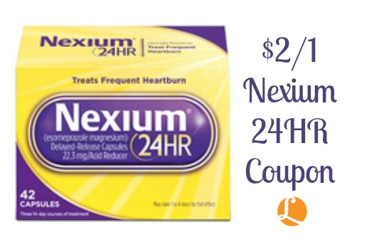 Nexium discount coupon