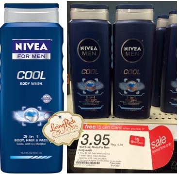 Nivea deals at target