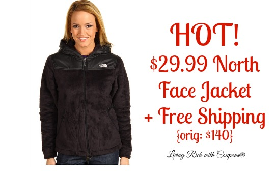 Northface coupon code