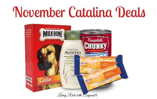 November Catalina Deals 2014