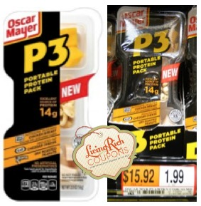 Oscar Mayer Portable Protein Pack Acme Deal