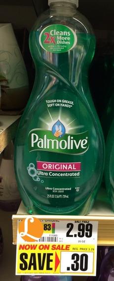 palmolive SR