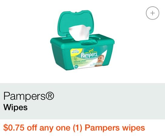 pampers wipes mobisave