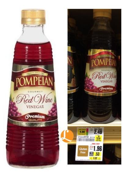 pempeian vinegar ShopRite