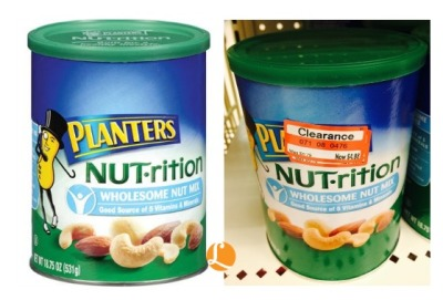 planters nut-trition Target