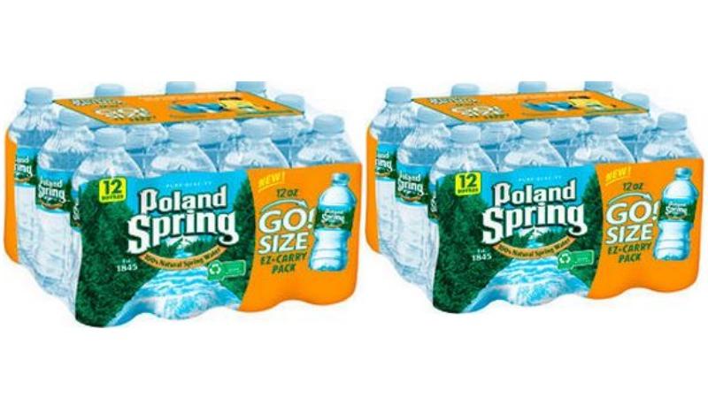 Nirvana spring water coupons
