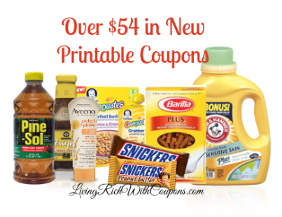 prinatble coupons
