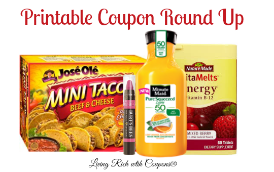 photograph regarding Nature Made Printable Coupons named Printable Discount coupons and Offers for Presently 10/10/14Residing Prosperous