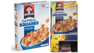 quaker squares