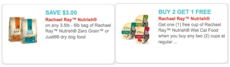 image about Printable Rachael Ray Dog Food Coupons named Rahael Ray Nutrish Discount codes - 2 fresh coupon codes -Dwelling Loaded With