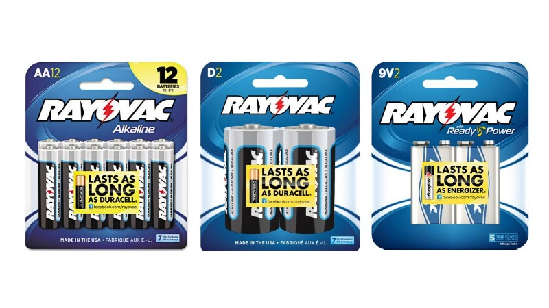 graphic relating to Duracell Hearing Aid Batteries 312 Coupons Printable referred to as Rayovac batteries coupon 2018 : Fb promotions lead