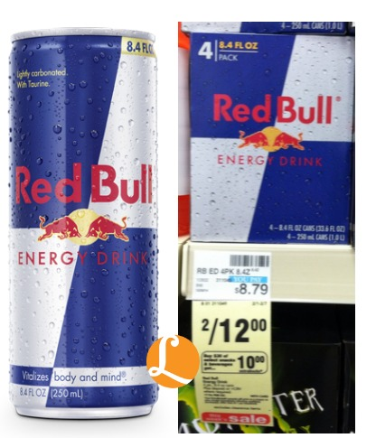 picture about Red Bull Printable Coupons referred to as Pink bull electric power consume coupon codes savings / Discount coupons 30 off