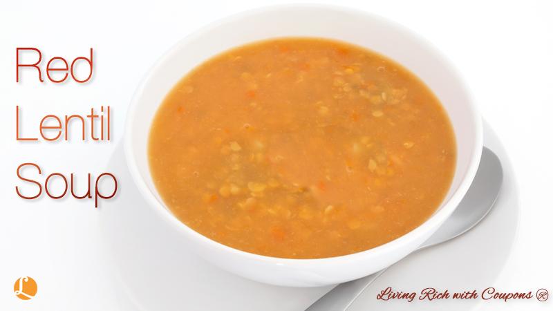 Red Lentil Soup LRWC