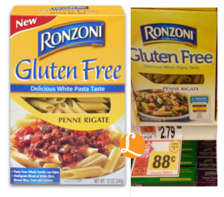 Gluten free manufacturers coupons