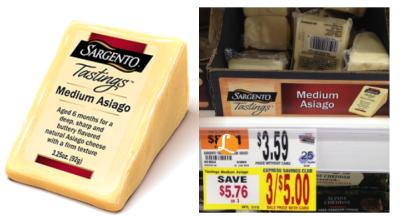 sargento cheese big y
