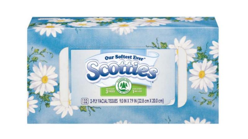 Scotties Coupon 1 3 Scotties Facial Tissue Coupon