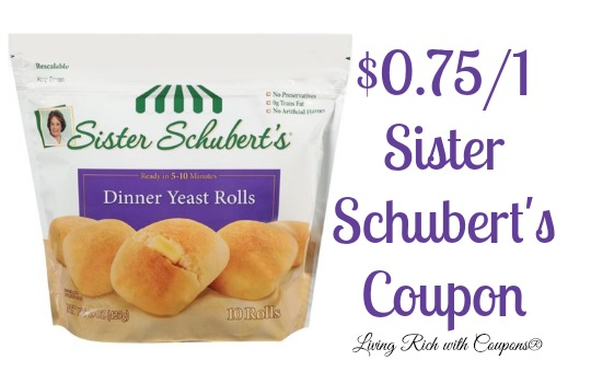 Sister schuberts coupon sister schuberts coupon for Home depot sister companies