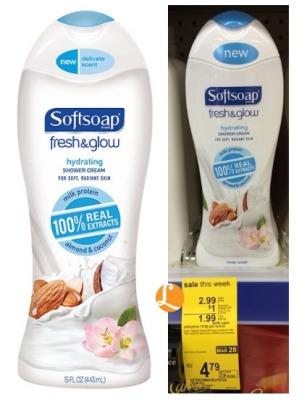 softsoap bodywash Walgreens