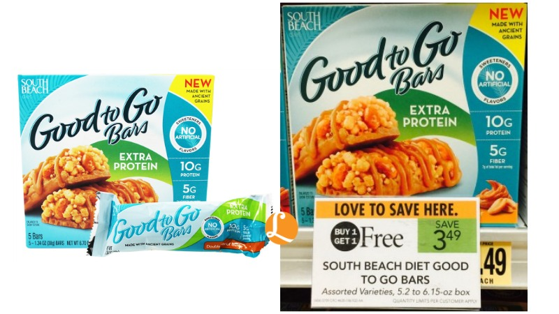 South Beach Diet Foods In Grocery Stores